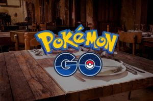 Pokémon Go restaurant marketing