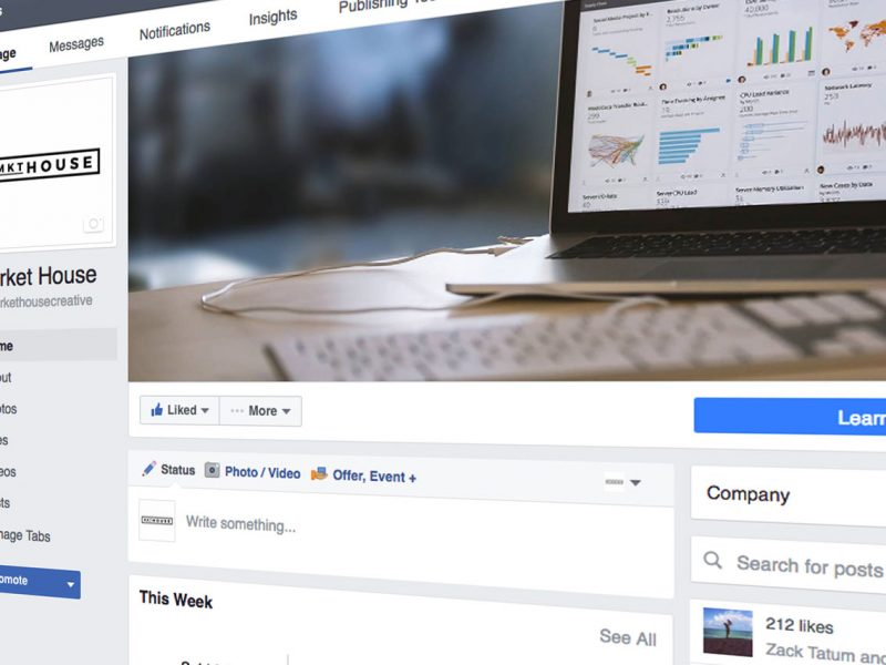New Facebook Page Layout